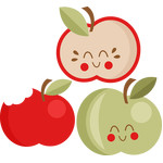 cute apples