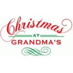 christmas at grandma's