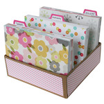 a2 card file box