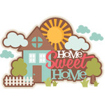 home sweet home title