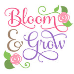 bloom & grow title