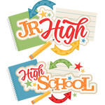 jr high and high school titles