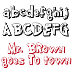zp mr. brown goes to town 3d