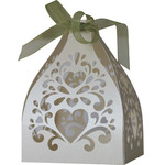 abstract hearts favor box