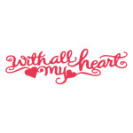 with all my heart phrase
