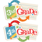 3rd and 4th grade titles