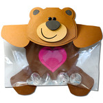 teddy bear snack bag topper