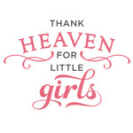 thank heaven little girls phrase