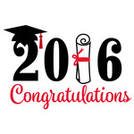 congratulations graduation 2016