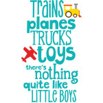 planes trains trucks & toys