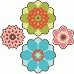 flower set interchangeable