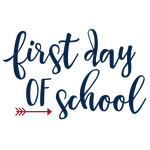 first day of school phrase
