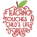 teaching touches a child's life forever
