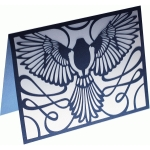 card magpie lace