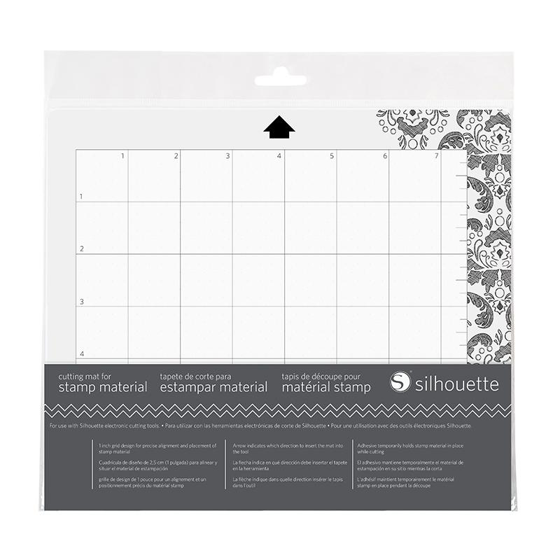 Silhouette America Cutting Mat For Stamp Material Cut