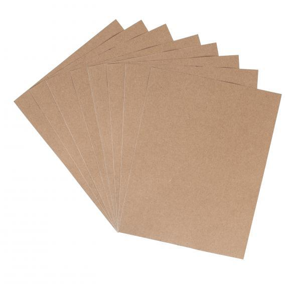 Silhouette America Kraft Paper Media Kft Adh 3t