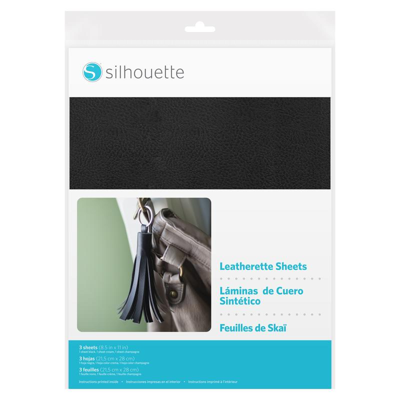 Silhouette America Leatherette Media Lthrt