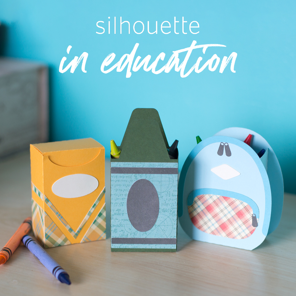 silhouette-education