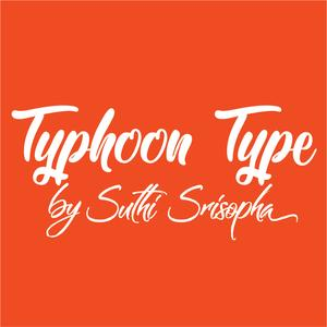 Typhoon Type - Suthi Srisopha