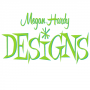 Logo for Megan Hardy Designs
