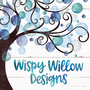 Logo for Wispy Willow Designs