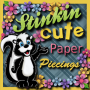 Logo for Stinkin Cute Paper Piecings