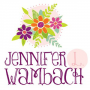 Logo for Jennifer Wambach