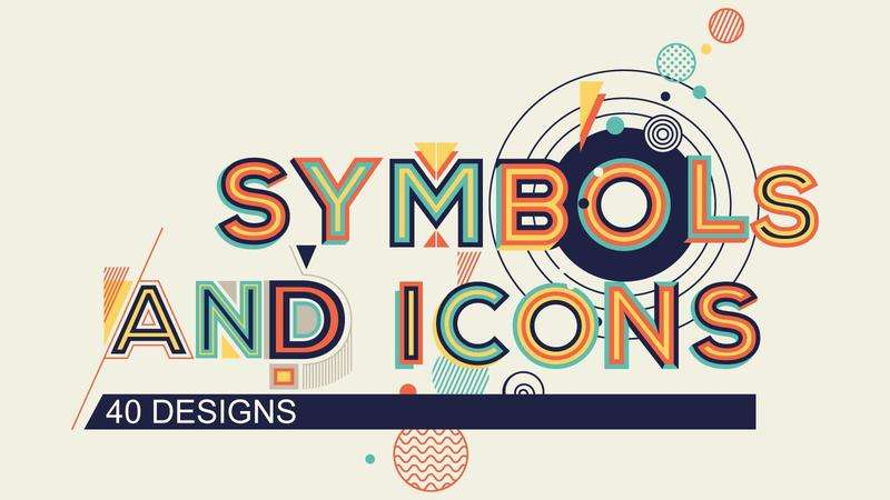 Image for Symbols and Icons
