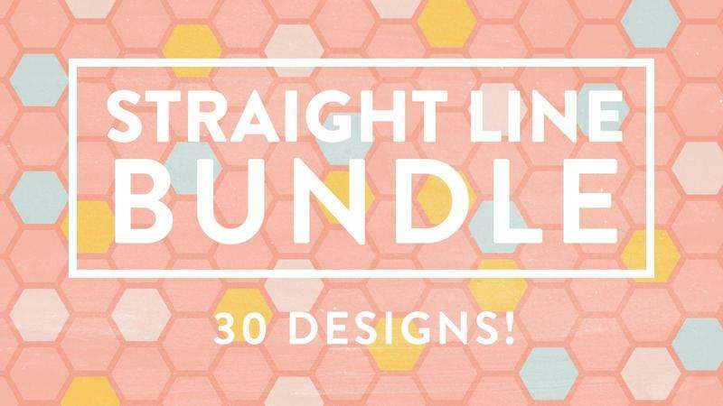 Image for Straight Line Shapes Bundle