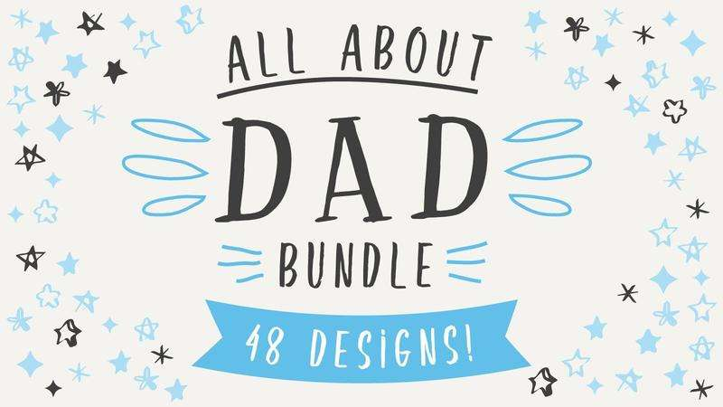 Image for All About Dad Bundle