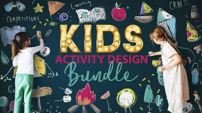 Image for Kids Activity Bundle