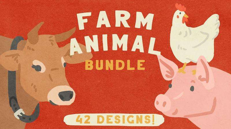 Image for Farm Animal Bundle