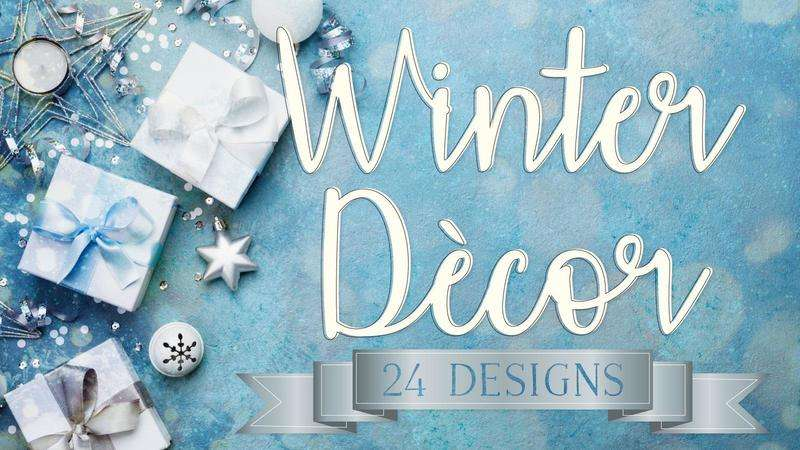 Image for Winter Decor Bundle