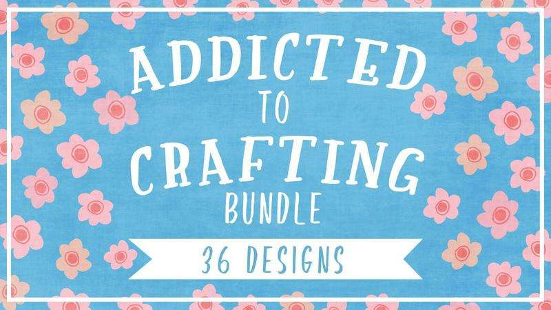 Image for Addicted to Crafting Bundle