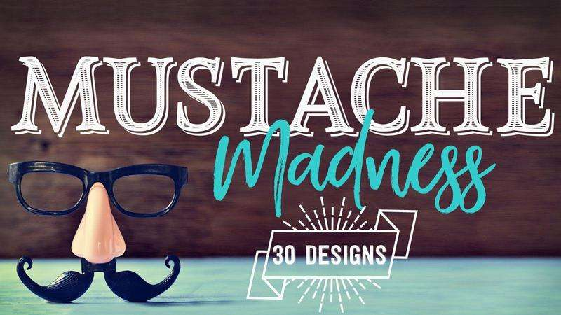 Image for Mustache Madness Bundle