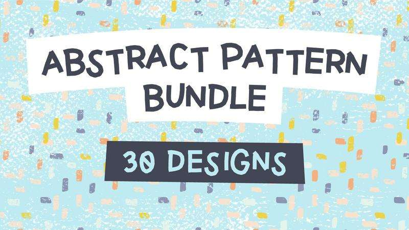 Image for Abstract Pattern Bundle