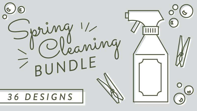 Image for Spring Cleaning Bundle