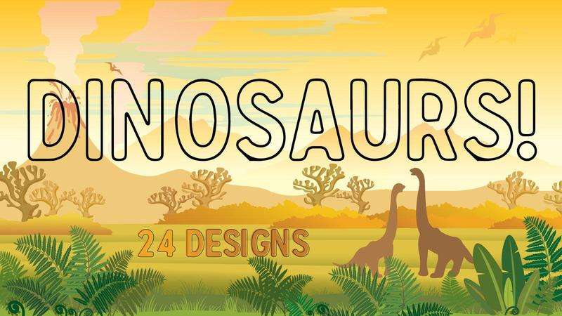 Image for Dinosaurs Bundle