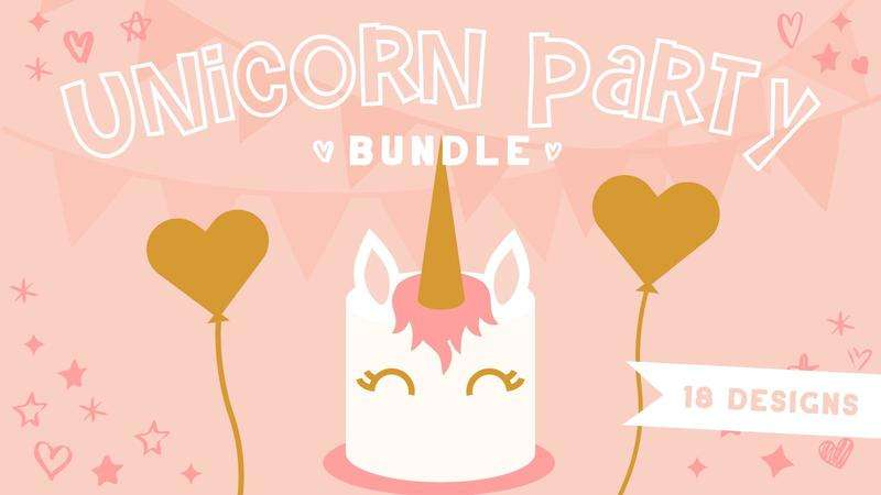 Image for Unicorn Party Bundle