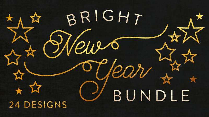 Image for Bright New Year Bundle