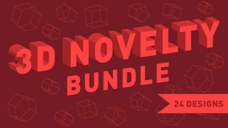 Image for 3D Novelty Bundle
