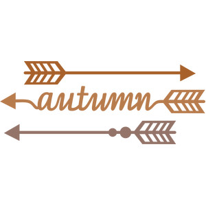 arrows autumn