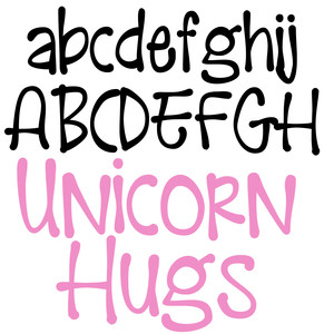 pn unicorn hugs