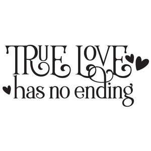 true love has no ending