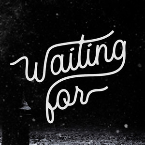 waiting for font