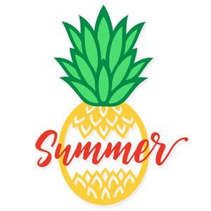 summer pineapple