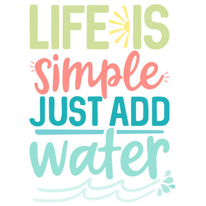 life is simple