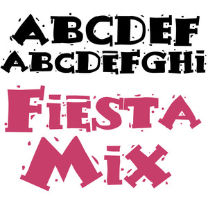 zp fiesta mix