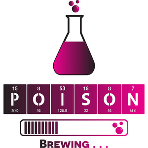 periodic table poison brewing