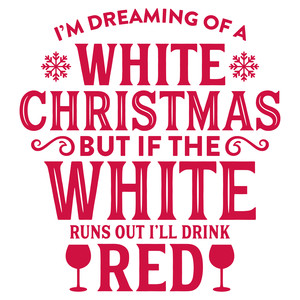 i'm dreaming of a white chirstmas